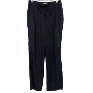 NEW House of Harlow Pleated Wide Leg Trouser